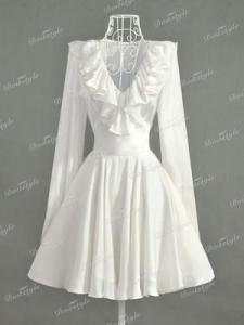 The dress I ordered